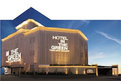 HOTEL IN THE GREEN 様