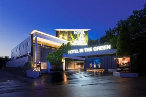 HOTEL IN THE GREEN 函館 様